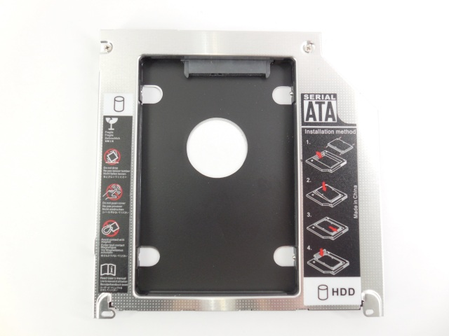 Адаптер Optibay 2.5 SATA 9.5мм  - Pic n 246249