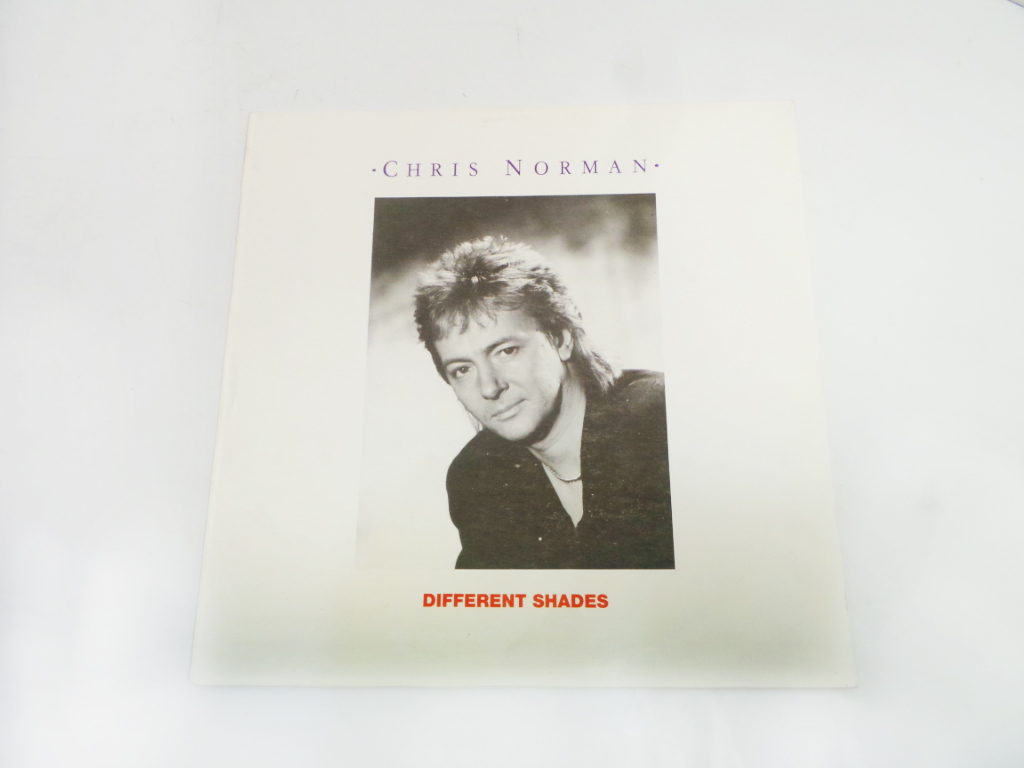 Пластинка Chris Norman Different Shades - Pic n 249074