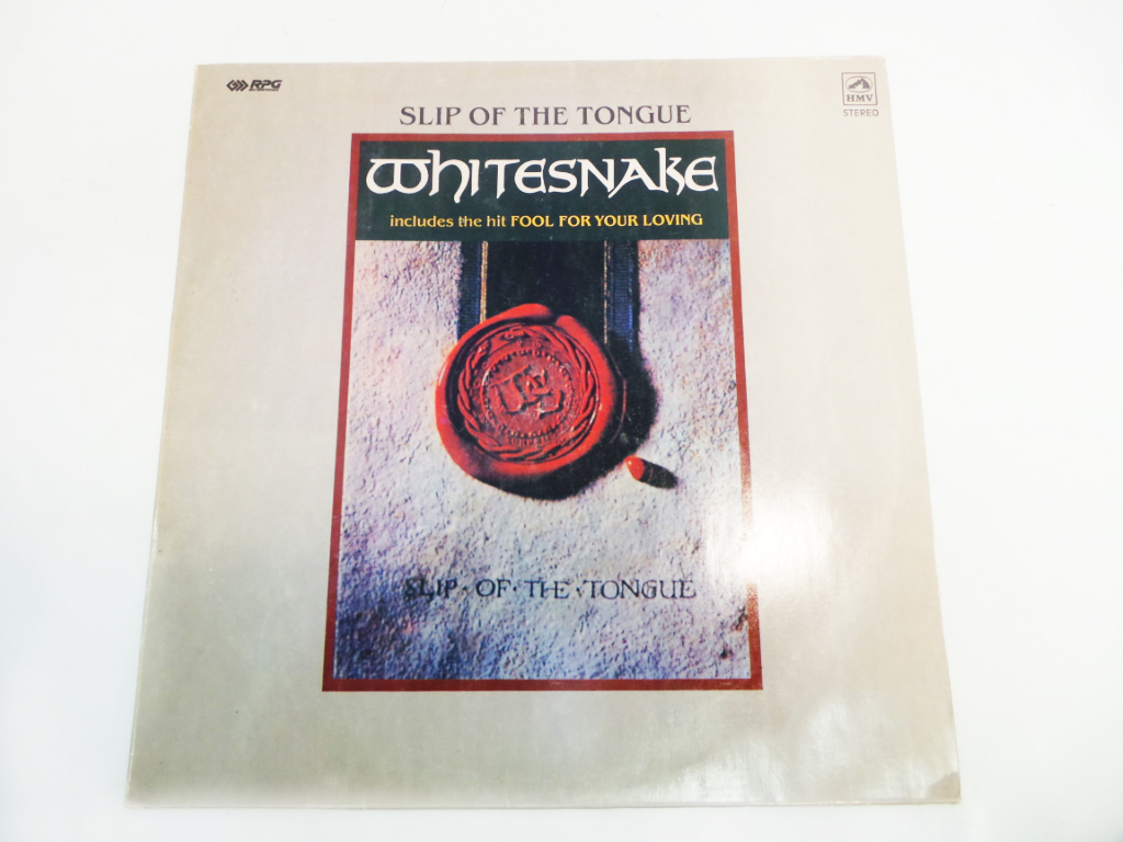 Пластинка Withesnake Slip of the Tongue - Pic n 249077