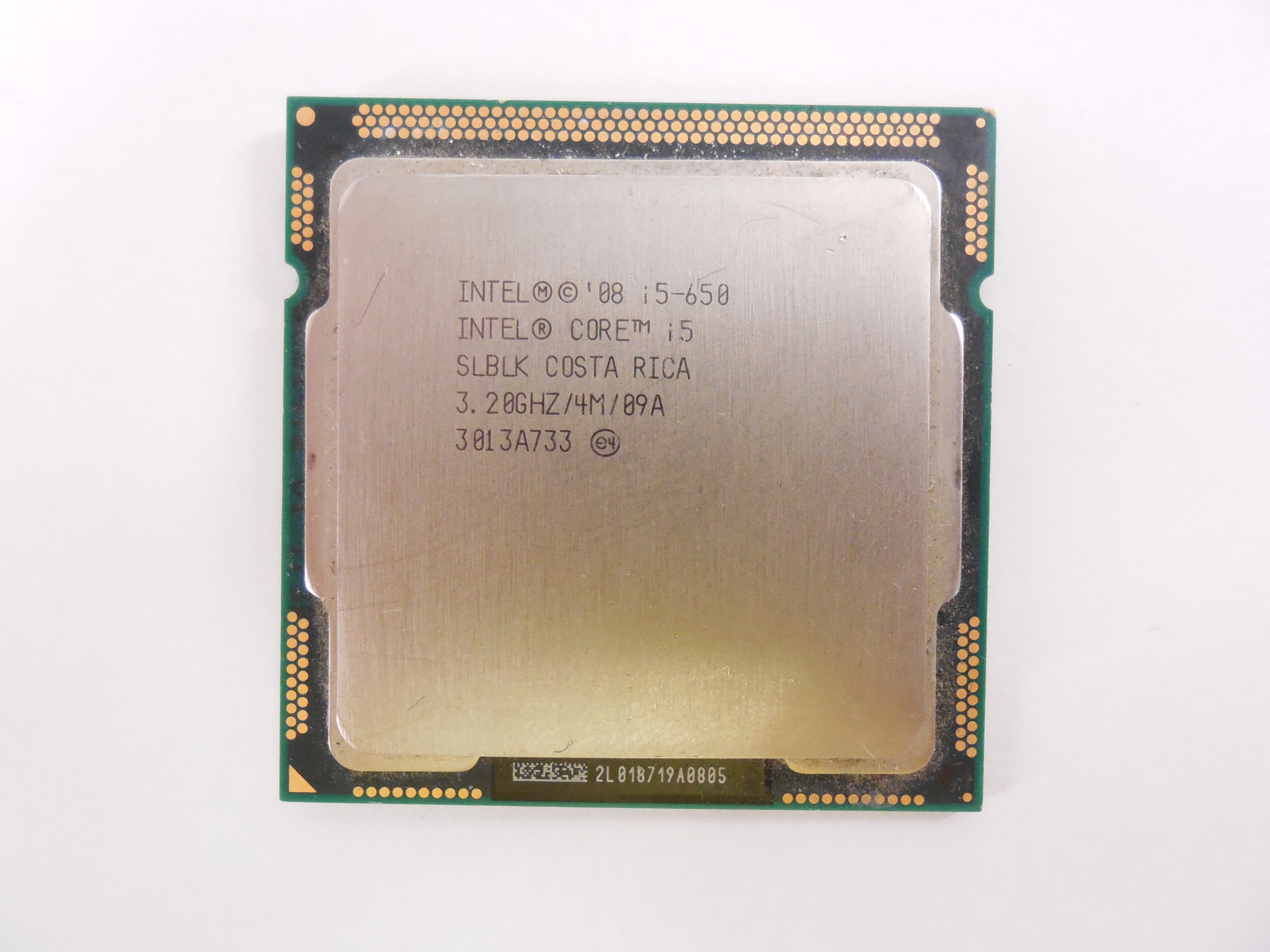 Процессор Intel Core i5-650 3.2GHz - Pic n 253389