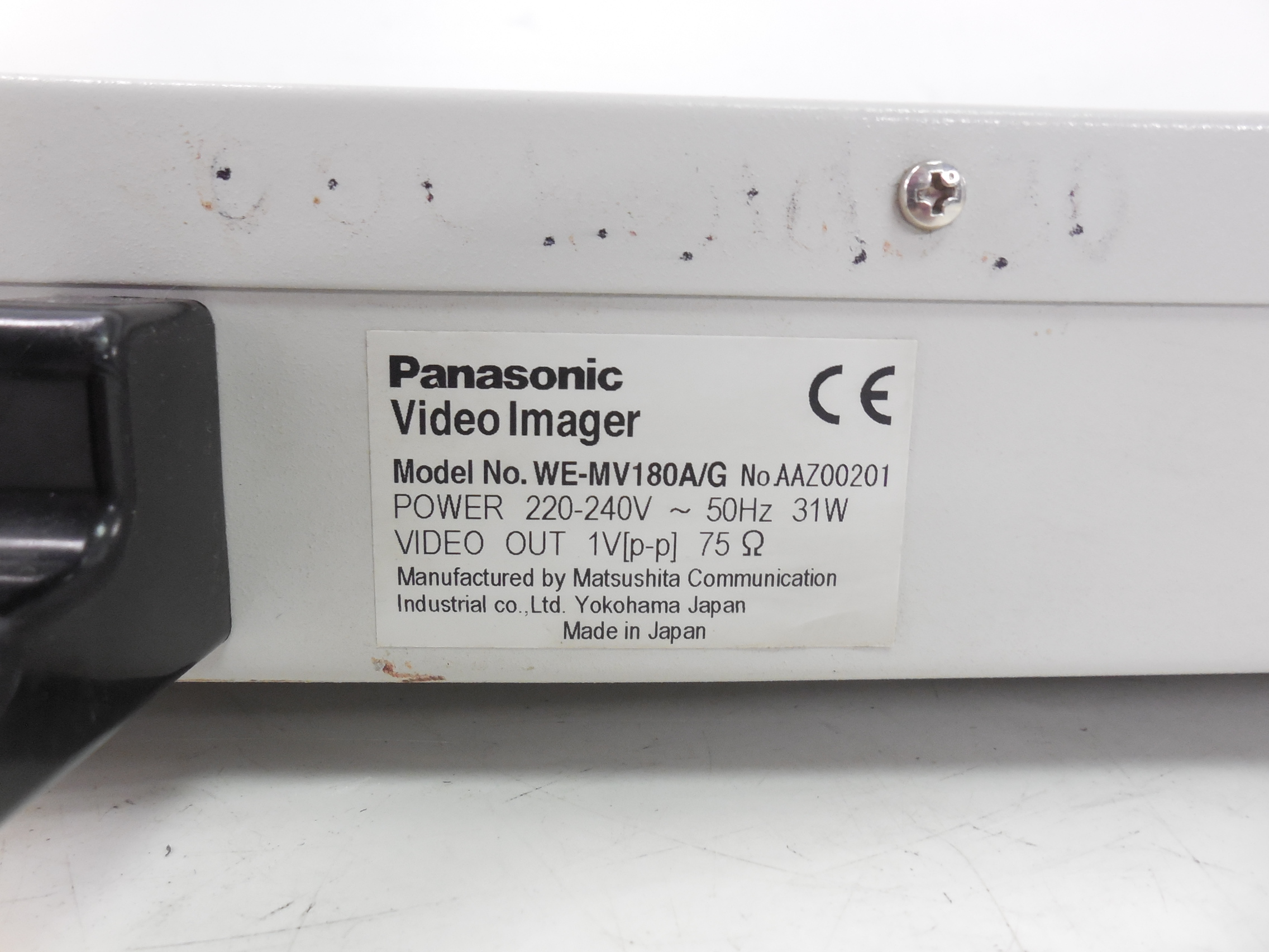 Оверхед-проектор Panasonic Video Imager WE-MV180 - Pic n 263296