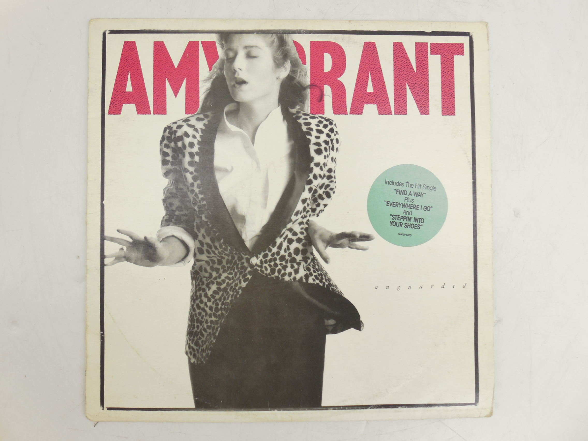 Пластинка Amy Grant Unguarded - Pic n 265252