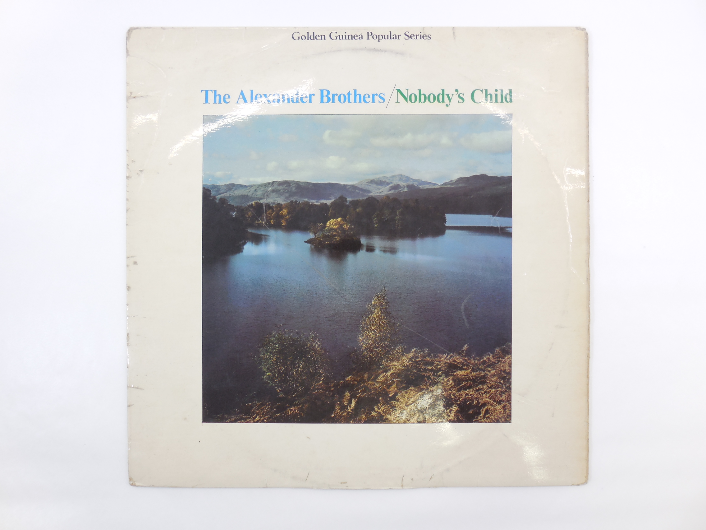 Пластинка The Alexander Brothers Nobodys Child - Pic n 267800