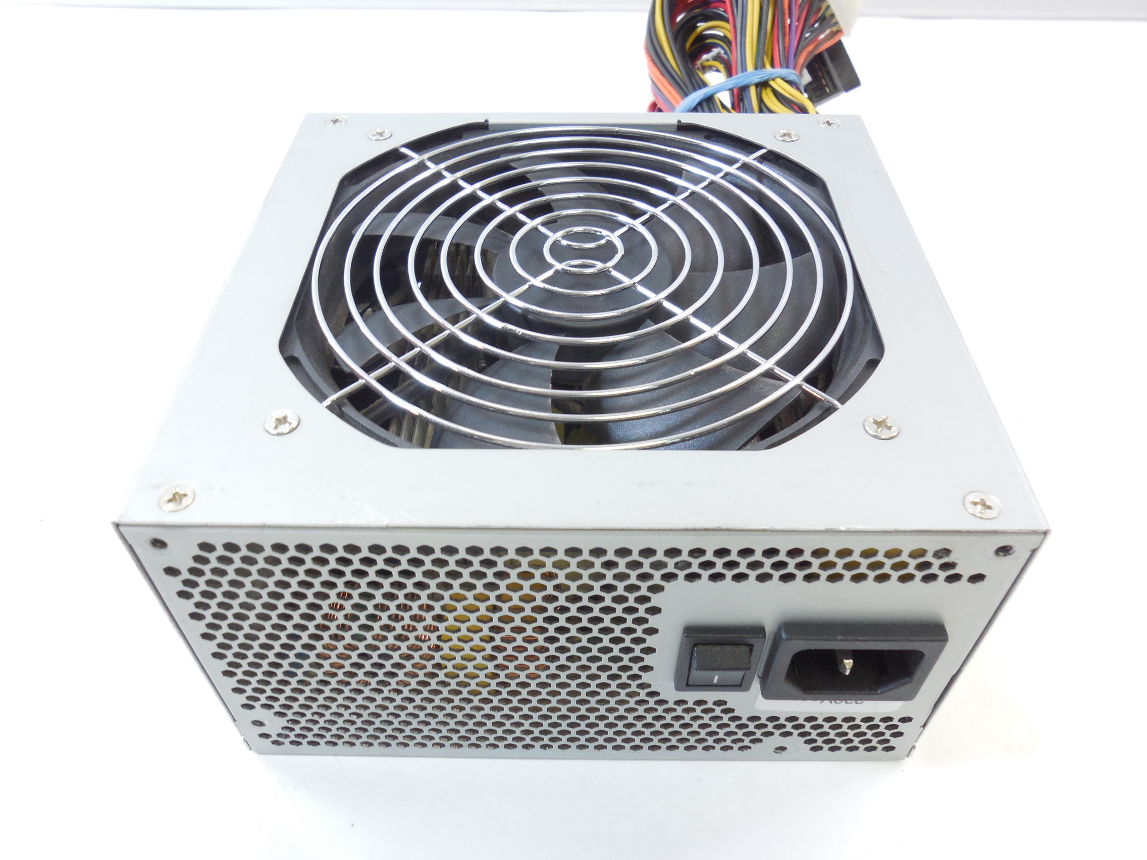 Блок питания ATX 550W PowerMan IP-S550AQ3-0 - Pic n 270080