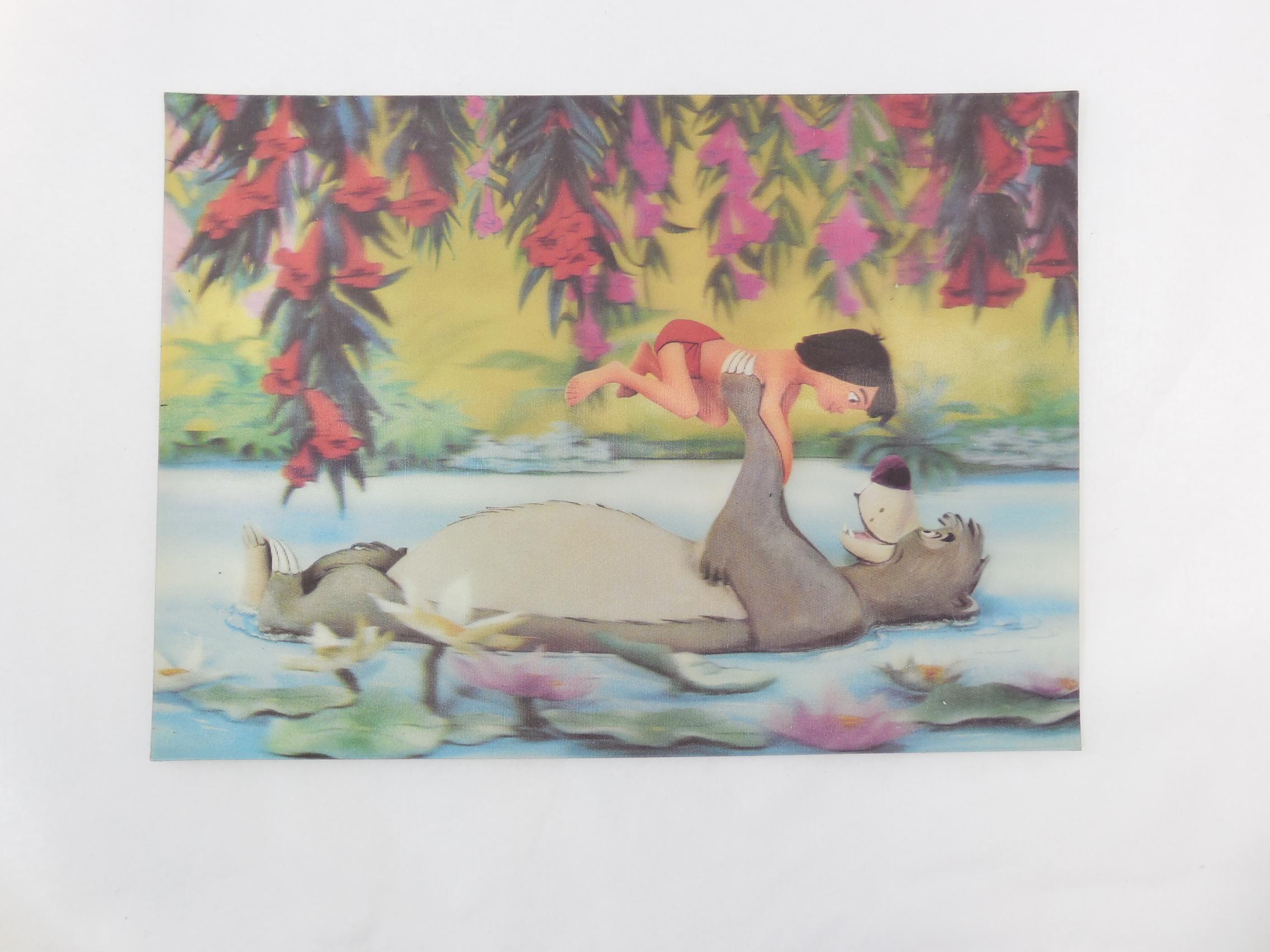 Стерео варио печать открытки 68