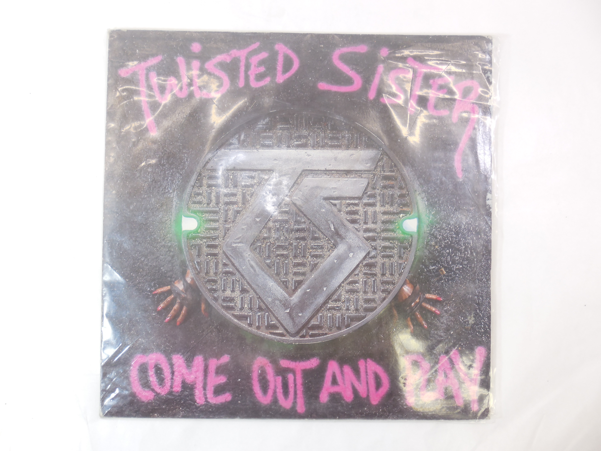 Пластинка Twisted Sister — Come out and play - Pic n 275313