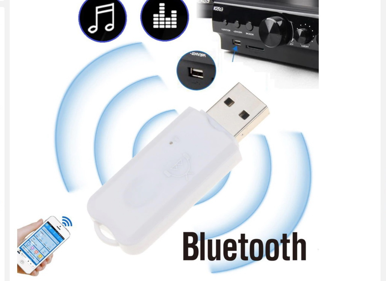 USB Bluetooth Receiver с микрофоном - Pic n 285287