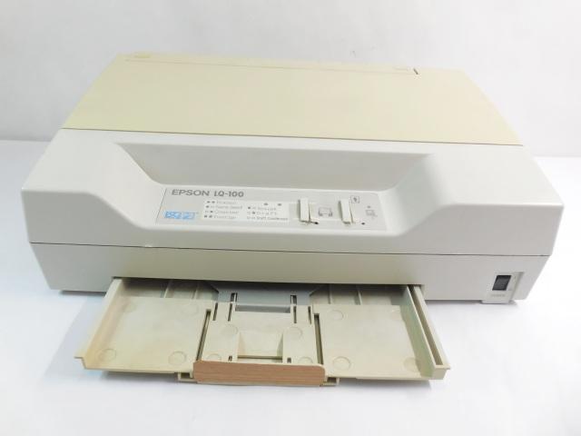 Принтер Epson Lq100 Инструкция
