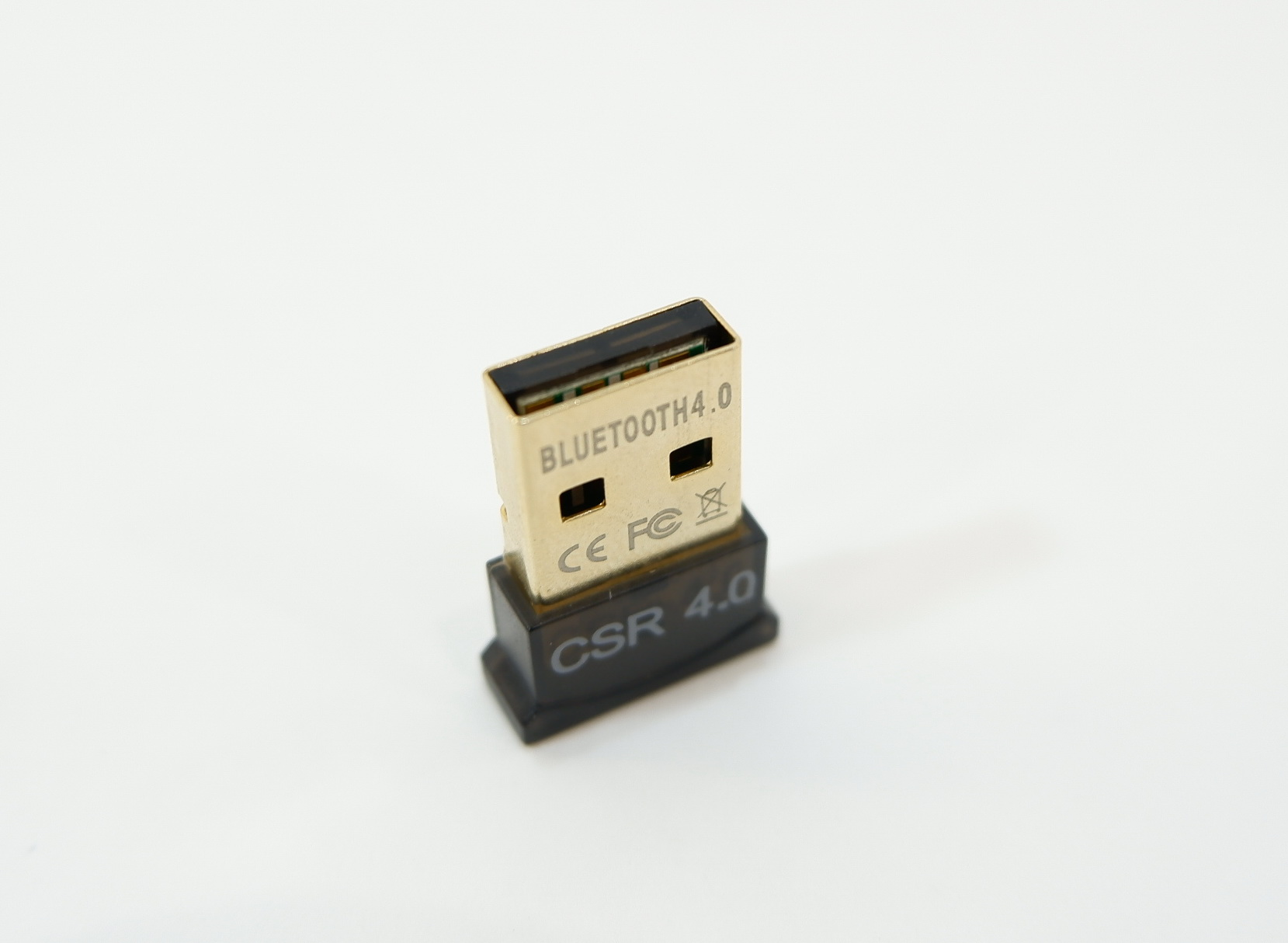 Адаптер USB — Bluetooth 4.0 Gembird, до 50 метров - Pic n 286745