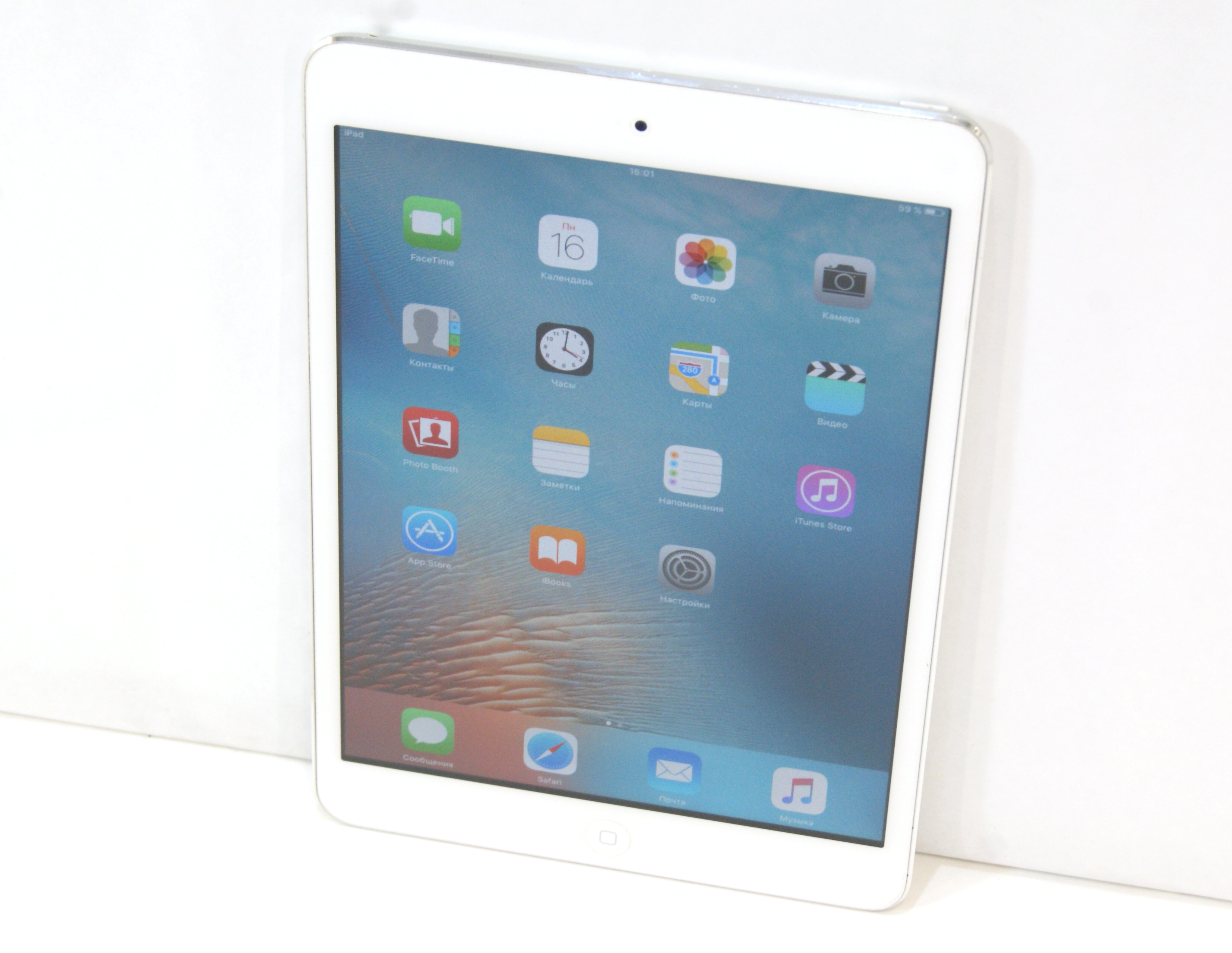Планшет Apple iPad mini WiFi 16GB A1432 - Pic n 288523