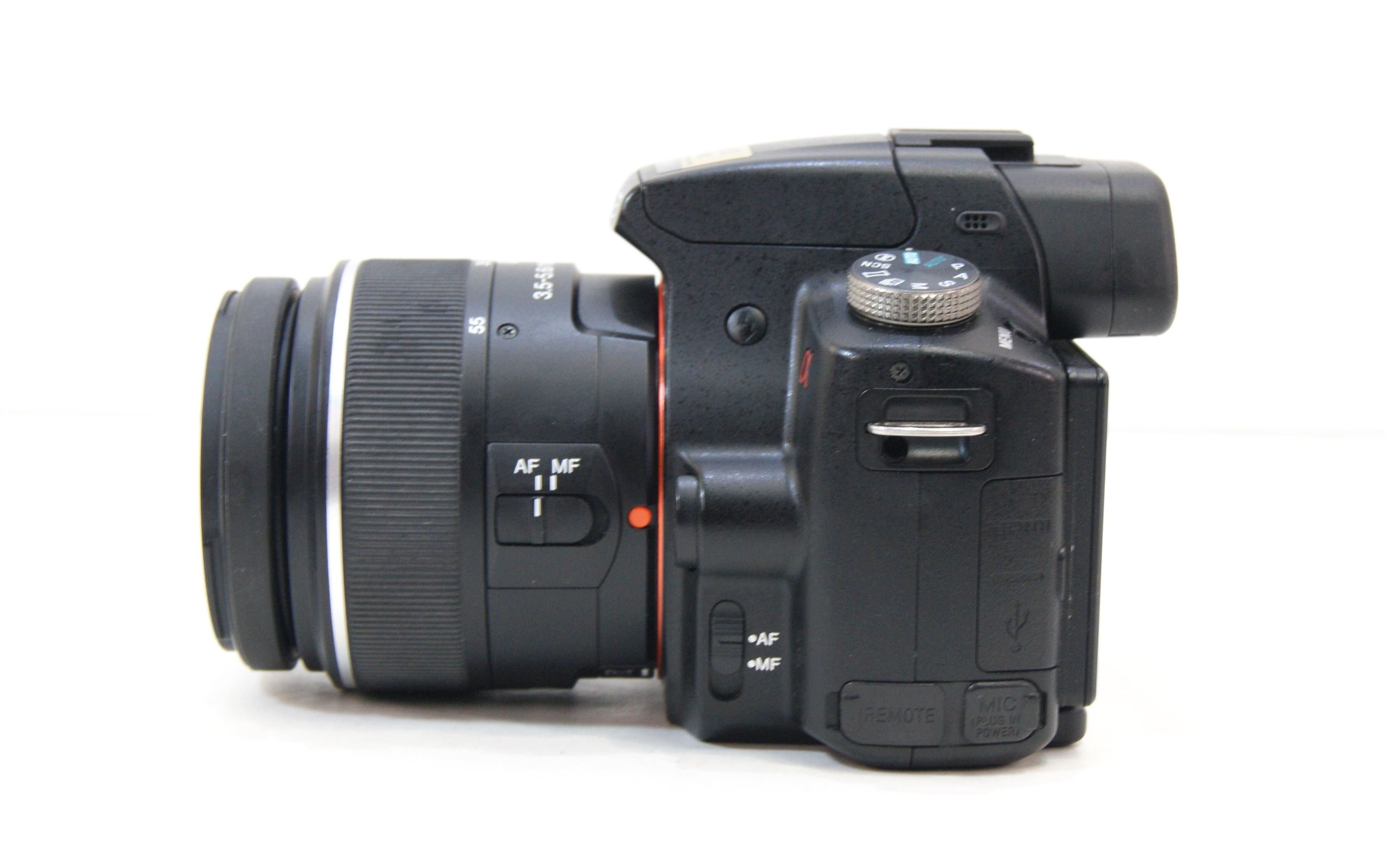 Зеркальный фотоаппарат сони отзывы
