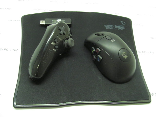 Alternative FragFX FragChuck controller - Peripherals
