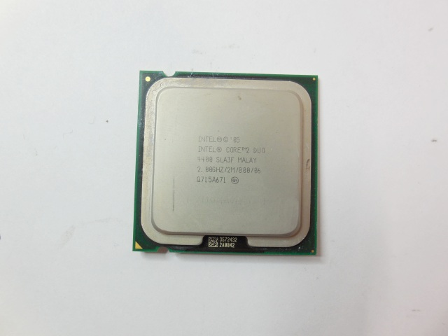 Процессор Intel Core2Duo E4400 2.0GHz - Pic n 215549