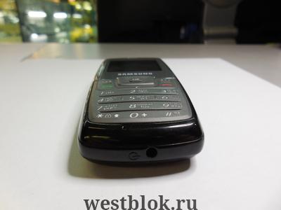 Регистрация нового посетителя. Сотовый телефон Samsung SGH-C140 - Pic n 42