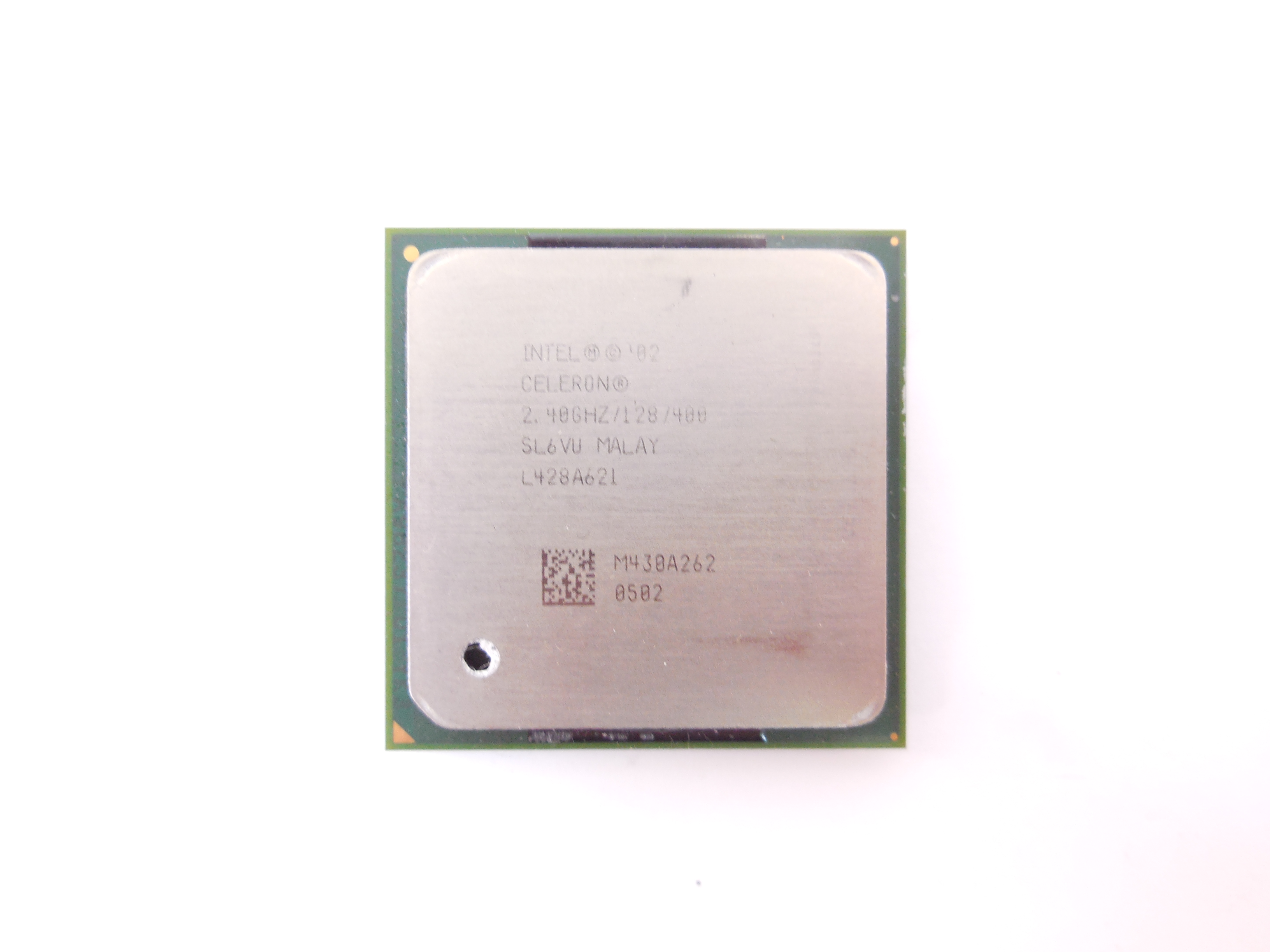 Процессор Socket 478 Intel Celeron 2.2GHz  - Pic n 97308