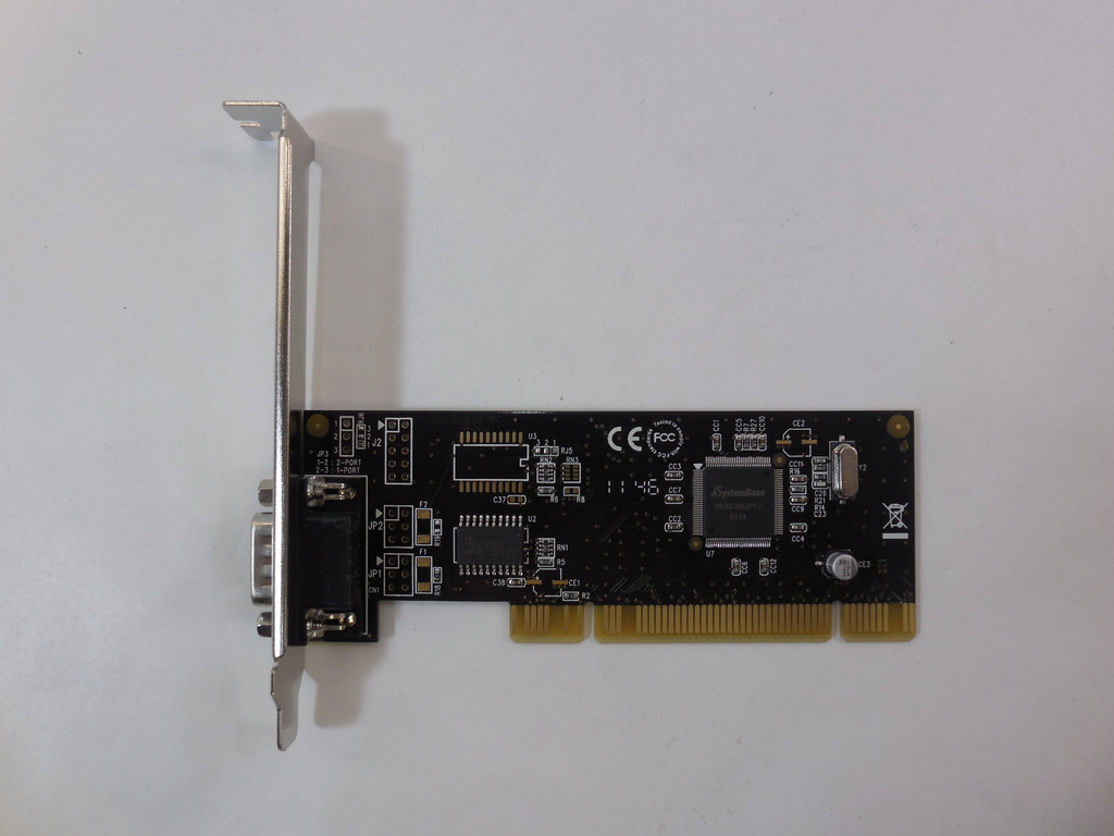 Контроллер PCI to COM RS232 Speed Dragon - Pic n 274796