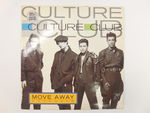 Пластинка Culture Club Move Away Extended