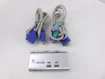 KVM Switch Defender 2-PORT
