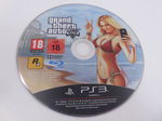 Игра для PlayStation 3 GTA 5 (диск)