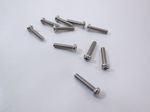 Болты SCREW M3 Phillips Длина 14mm 10штук