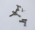 Болты SCREW M3 Phillips Длина 10mm 10штук