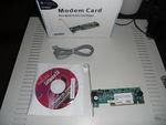 Модем PCI MOTOROLA Modem Card PCI BUS V.92/ 56