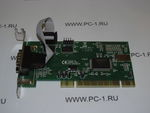 Контроллер PCI LowProfile /PCI to COM /установка