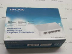 Коммутатор (switch) TP-LINK TL-SF1005D
