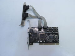Контроллер PCI to COM ORIENT XWT-PS054 4Com