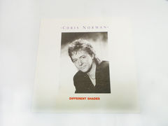 Пластинка Chris Norman Different Shades