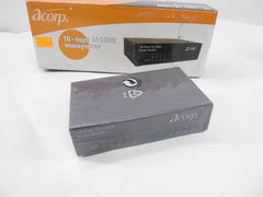 Коммутатор (switch) Acorp HU16D