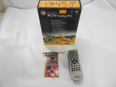Внутренний TV-тюнер, Pinnacle PCTV Analog PCI
