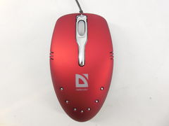 Мышь Defender M Pantera 7740 L Red USB+PS/2