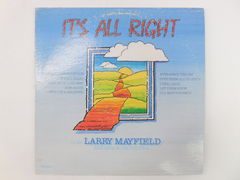 Пластинка Larry Mayfield Its all rights