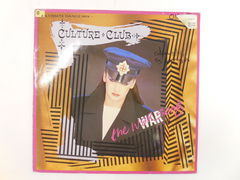Пластинка Culture Club The war song