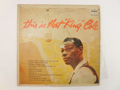 Пластинка This Is Nat King Cole