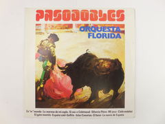 Пластинка Pasodobles Orquesta florida