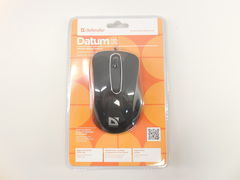 Мышь Defender Datum MM-070 Black