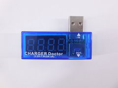 USB-тестер Charger Doctor