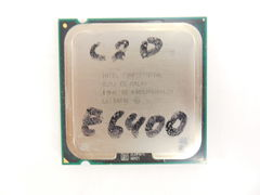 Процессор Intel Core 2 Duo E6400 2,13GHz