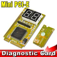 POST Card тестер 3 in 1 Mini PCI-E Express PCI LPC