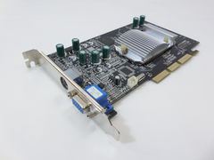 Видеокарта AGP GeForce 4 MX-440 64Mb