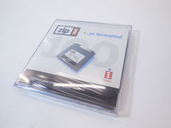 Диск Iomega ZIP 100MB Mac IBM PC storage media - Pic n 271687