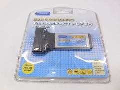 Контроллер Express Card 34mm to Compact Flash (CF) - Pic n 274712