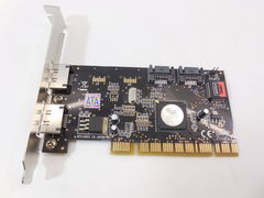 Контроллер PCI to SATA RAID Speed Dragon