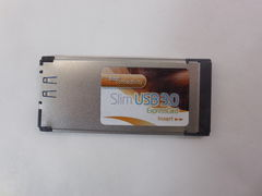 Контроллер ExpressCard to USB3.0 Speed Dragon - Pic n 274782