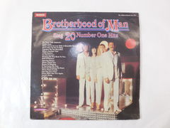 Пластинка Brotherhood of Man — Sing 20 number one
