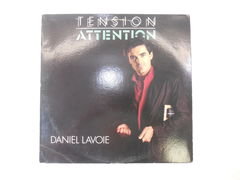 Пластинка Daniel Lavoie — Tension Attention