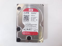 Жесткий диск 3.5 HDD SATA 2Tb WD Red