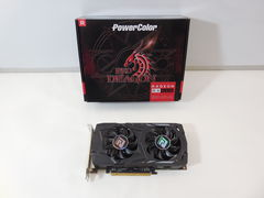 Видеокарта PowerColor Red Dragon Radeon RX 560 2Gb